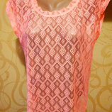яркая блузка от George , оригинал , р.L, пр-во Турция