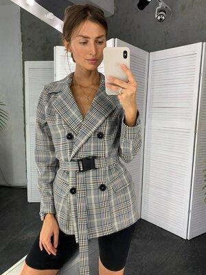 Стильный пиджак три расцветки