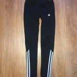 Спортивные лосины, леггинсы Adidas, оригинал, р-р 8-10.