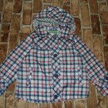 куртка ветровка девочке 3 года Тополино сток большой выбор одежды 1-16 лет