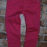 джинсы стрейч девочке 4 года сток большой выбор одежды 1-16 лет