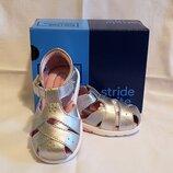 Босоножки сандалии для девочки натуральная кожа SRT Tulip Stride Rite 6,5US 22,5EU 13,5см