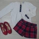 школьная блузка р.128-134