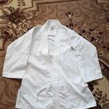 Кимоно куртка для боевых искусств 140/150