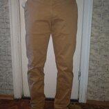 Крутые мужские брюки чинос 48 размер Пот-43 см.