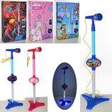 Музыкальный микрофон,детский микрофон,игрушечный микрофон,мікрофон