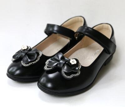 Школьные туфли для девочки, код 711