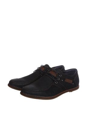 Туфли для мальчика Paliament 36, 37, 38, 39, 40, 41 р Синий D5075-1