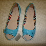 Новые туфли, балетки HKP For Kids р. 33 20,5 см кожаная стелька