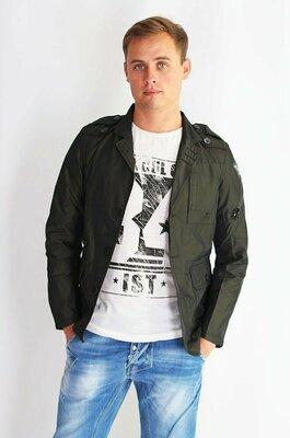 Шикарный мужской демисезонный пиджак.