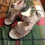 Кожаные сандалии Semler, Германия