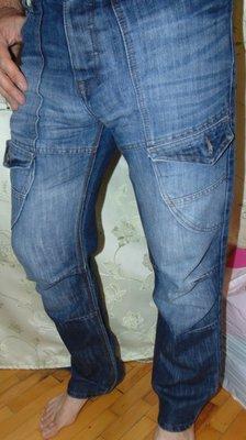 Стильние фирменние джинси брюки No Fear.м-л .