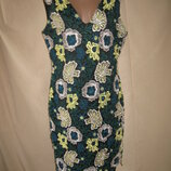 Красивое платье с цветным кружевом Star р-р16