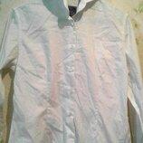 Белая рубашка женская 48 размер