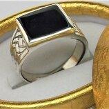 Кольцо перстень серебро 925 проба 7,88 грамма 20,5 размер