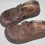 Фирменные туфли Geh Gu Ti Gut кожа