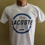 футболка LACOSTE sport оригинал Франция размер XS,S
