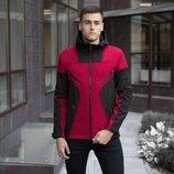 Куртка демисезонная Pobedov Soft Shell Jacket Aura