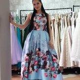 Распродажа Вечернее нарядное платье