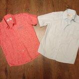 Тенниски, рубашки на мальчика в идеальном состоянии, х/б 122-128р.