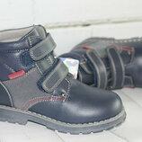 Демисезонные ботинки. Размеры 28-30