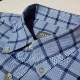 Hugo Boss. Рубашка с длинным рукавом. 43 ворот, L размер.