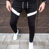 Спортивные штаны мужские Diego Black-beige