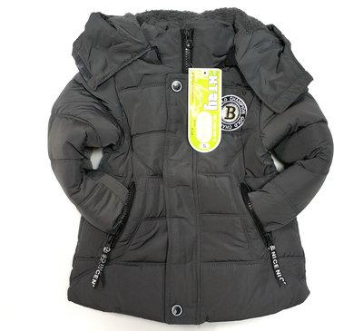 Демисезонная детская куртка для мальчика размеры от 1 до 6 лет серая 4135