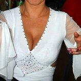 Блуза gizia balizza р.36