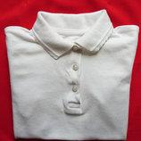 Блуза поло m&s в школу школьная форма