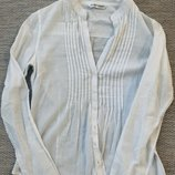 Легкая белая рубашка Calliope