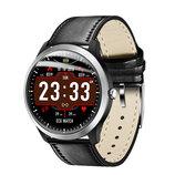 Смарт-Часы Lemfo N58 с измерением давления и Экг с Bluetooth/ пульсометром. Rundoing