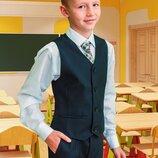 Костюм жилетка и брюки школьный