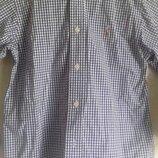 Рубашка на парня 5 лет Ralpf Lauren