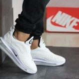 Кроссовки мужские Nike Air Max 720 белые