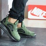 Кроссовки мужские Nike Air Max 720 зеленые 8249