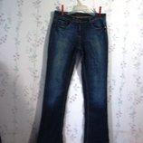 Джинсы Пот-43 см ROBTCAT джинсы стрейч брюки жен