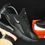 кроссовки Nike Air Max 270 арт.20624 мужские, черный, найк