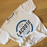 футболка LACOSTE sport оригинал Франция размер 14-15 лет