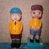 Кукла винтаж советских времён писяющий мальчик