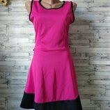 Летнее женское платье New look розовый