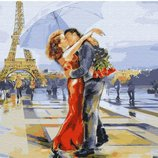 Картина по номерам Брашми. Brushme Предложение в Париже GX3122