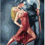 Картина по номерам Брашми. Brushme Полуночное танго GX26485