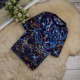 Очень качественный красивый топ блуза от Marks & Spencer limited edition рр 8 наш 42