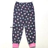 Пижамные штаны для девочки 104 см Primark