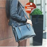 Женская кожаная сумка в цвете , кожаные сумки KT42266