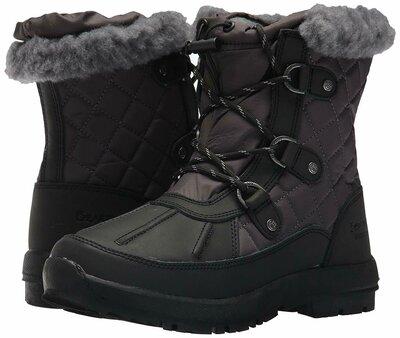 Зимние водонепроницаемые ботиночки BEARPAW. 22, 5 см