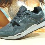 Мужские кроссовки BaaS Run серые 41-46р