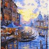 Картина по номерам Брашми. Brushme Венецианский пейзаж GX30326