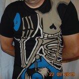 Стильная фирменная футболка бренд Jim Nignon.л .
